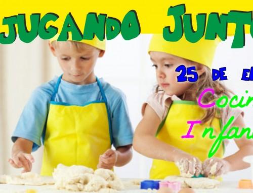 """Se abren las inscripciones del Taller de """"Cocina Infantil"""" para niños de 3 a 6 años"""
