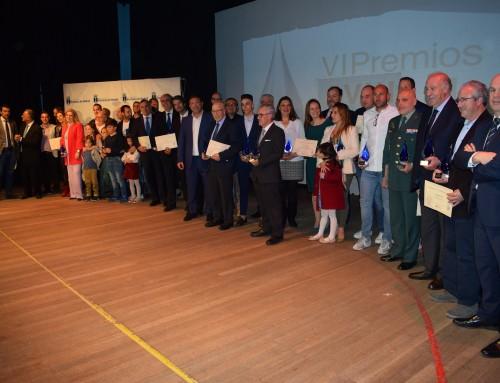"""Se celebra la sexta edición de los Premios """"Villa de Humanes"""""""