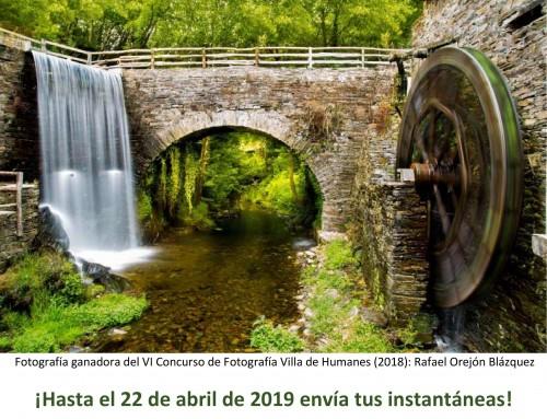"""Hasta el 22 de abril, abierto el plazo para participar en el VII Concurso de Fotografía Digital """"Villa de Humanes"""""""