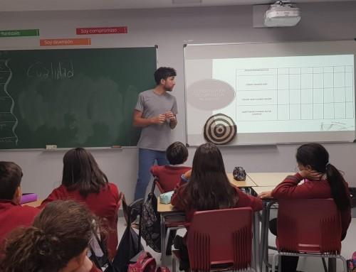 """Recta final de los Talleres de """"Gestión emocional"""" en los colegios de Humanes de Madrid"""
