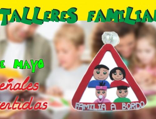 Se abre el plazo de inscripción del Taller Familiar «Señales divertidas»