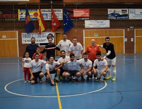 """Lopetegui"", campeón absoluto del XXXIV Maratón de Fútbol-Sala ""Emilio Zazo"""