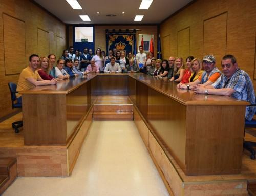 Se incorporan 30 desempleados de larga duración al Ayuntamiento de Humanes de Madrid, gracias al nuevo Programa de Cualificación de la Comunidad de Madrid
