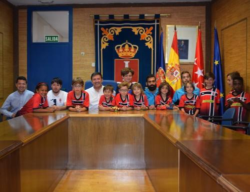 El San Pedro de Humanes Pre-Benjamín gana la Liga de la RFFM (Grupo 58)