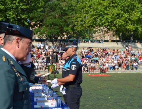 La Policía Local de Humanes de Madrid incorpora dos nuevos agentes.