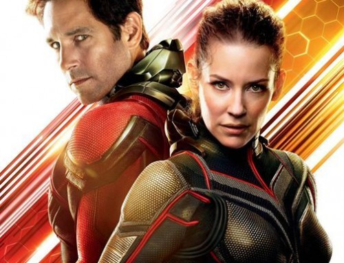 Cine de verano gratis en el Parque América con la película Ant-man y Avispa.