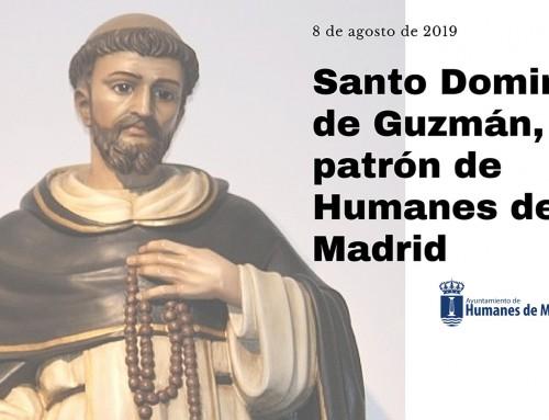 Hoy es fiesta local en Humanes de Madrid.