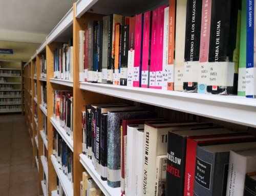 Biblioteca «Lorenzo Silva»: en agosto abierta la sala de adultos, de lunes a viernes de 08.30 a 14.30 horas.