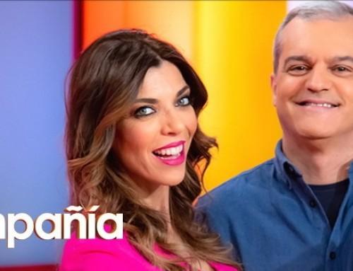 """La Concejalía de mayores organiza una visita gratuita al programa de televisión de Castilla la Mancha media """"En compañía""""."""