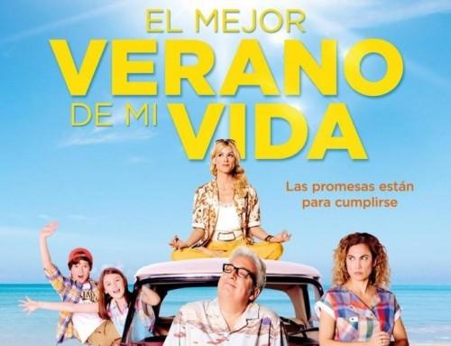 Noche de cine gratis: «El mejor verano de mi vida» en el Parque América.