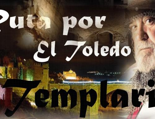 Juventud organiza una ruta templaria por Toledo para mayores de 18 años.