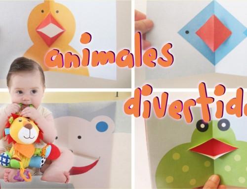 Infancia organiza el curso «Animales divertidos» para familias con menores de 3 años.