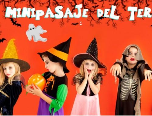 La concejalía de Infancia te invita al «Mini pasaje del Terror» para niños hasta los 12 años.