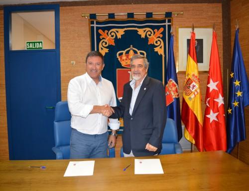 Convenio de colaboración con el programa Cuídate + de Cruz Roja Española.