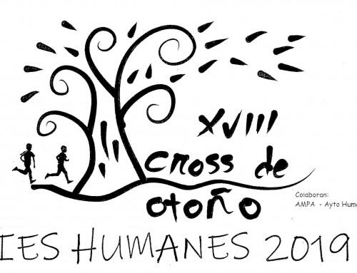 1.378 alumnos participan en el XVIII Cross de Otoño organizado por el IES Humanes.