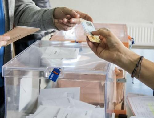 12.707 vecinos de Humanes de Madrid  convocados a ejercer su derecho al voto el 10N