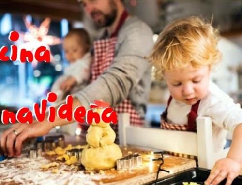 Infancia organiza un taller familiar de «Cocina Navideña» para menores de 3 años.