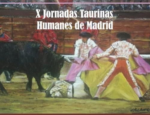 El ayuntamiento de Humanes de Madrid organiza el X Aniversario de las Jornadas Taurinas con un homenaje a los Cirujanos taurinos.