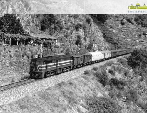 Humanes de Madrid organiza un viaje histórico desde la capital hasta el Escorial, en el tren de Felipe II