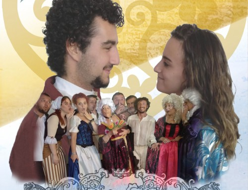 Los actores de la obra «Los chismes de las mujeres» actuarán a beneficio del comedor social San Pedro de Humanes de Madrid.