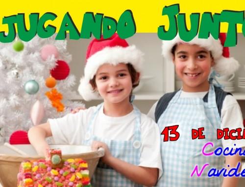 Infancia organiza un taller de «Cocina Navideña» para niños de 6 a 14 años.