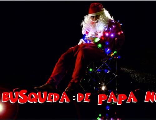 Infancia organiza por primera vez la yincana: «La búsqueda de Papá Noel» para niños de primaria.