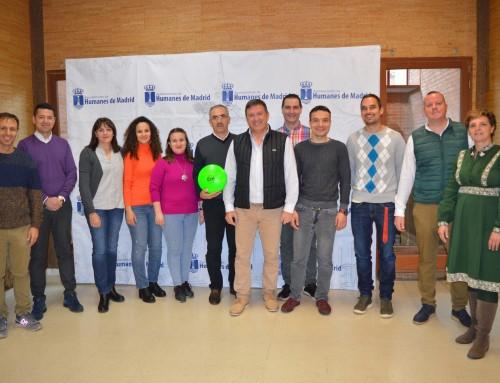Profesores turcos del «Proyecto Erasmus+ K229» visitan el ayuntamiento de Humanes de Madrid.