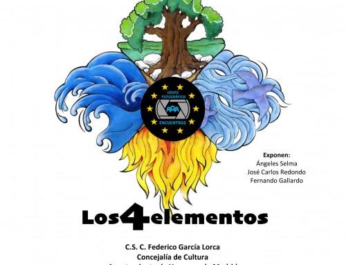 La exposición fotográfica «Los4elementos» que trata sobre la naturaleza, será inaugurada mañana jueves en el Centro sociocultural Federico García Lorca.