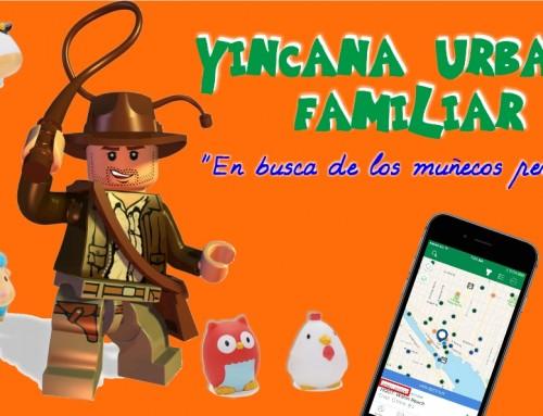 Infancia organiza un juego de pistas familiar de Geocahing para menores de 14 años.