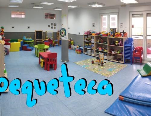 Por primera vez, Infancia ofrece un servicio gratuito de Pequeteca, para niños menores de 3 años.