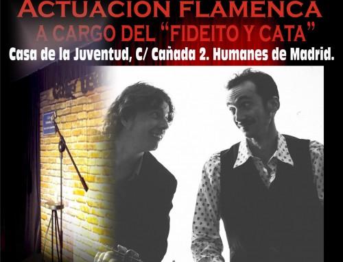 La Casa de la Juventud sigue apostando por el arte, y comienza el año con una actuación gratuita de flamenco.