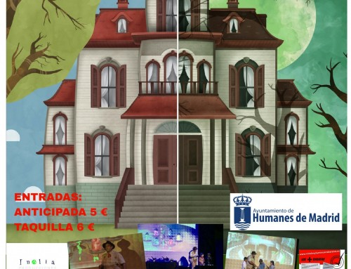 Teatro familiar con la obra «La mansión encantada…de conocerte».