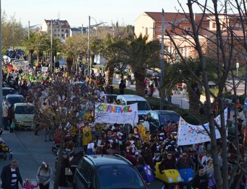 Humanes de Madrid celebra el desfile de Carnaval 2020, con gran éxito de participación.