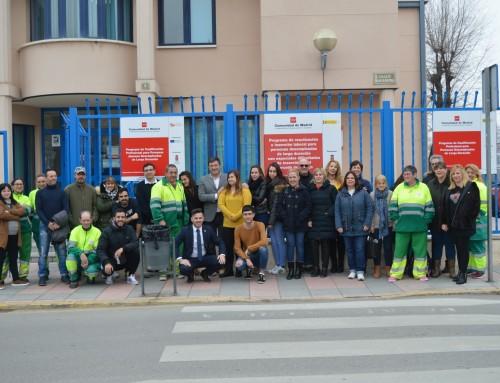 Finalizan los programas de formación concedidos por la Consejería de Economía, Empleo y Competitividad de la Comunidad de Madrid.