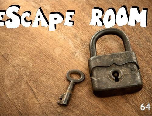 Infancia organiza el primer Escape Room gratuito, para menores de 14 años.