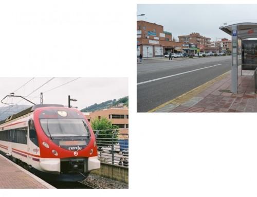 En Humanes de Madrid serán repartidas mascarillas a los trabajadores que usen el transporte público.