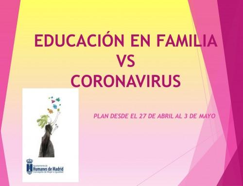 La Concejalía de Igualdad y Mujer presenta un plan de educación en familia de Mindfulness.