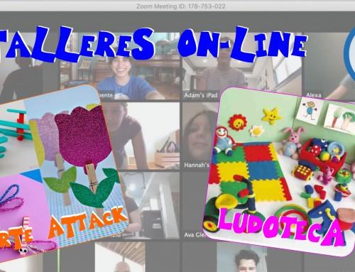La Concejalía de Infancia oferta plazas online gratuitas para actividades extraescolares.
