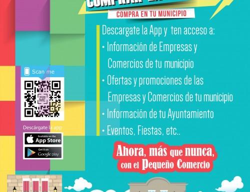 Los comercios disponen de una aplicación digital gratuita para ofrecer sus servicios.