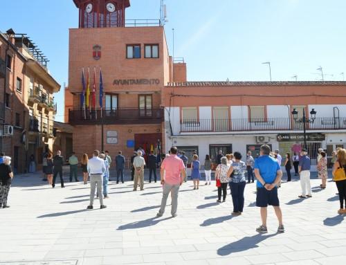 «Los vecinos de Humanes de Madrid han sido  un ejemplo de solidaridad y responsabilidad ante esta pandemia»