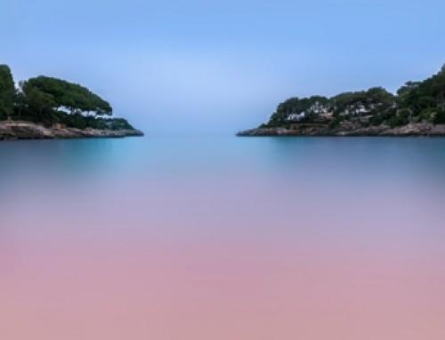 La instantánea «Cala D´or de Mallorca» ganadora del VIII Concurso de fotografía digital «Villa de Humanes».
