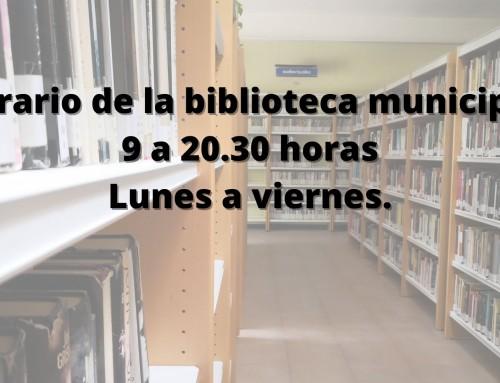 Biblioteca municipal Lorenzo Silva
