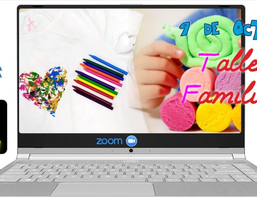 La Concejalía de Infancia te anima a participar en familia de manera online a  talleres de manualidades.