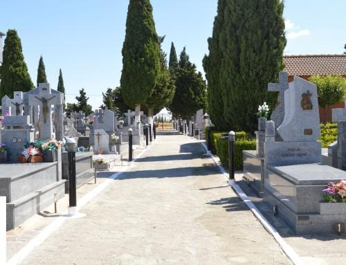 El día de todos los Santos, el cementerio permanecerá abierto de 9 a 18 horas.