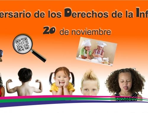 Humanes de Madrid celebra el Día Universal de la Infancia con numerosas actividades.