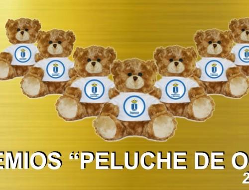 Los alumnos desde 4º de primaria a 2º de la ESO, convocados para votar en la 2ª edición «Peluches de Oro»
