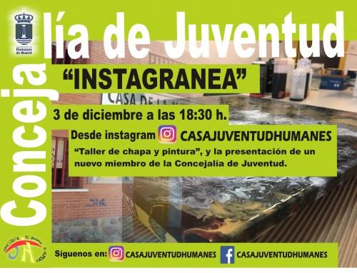 Juventud te invita a participar en «Instagranea» para conocer entornos y lugares de la Comunidad de Madrid