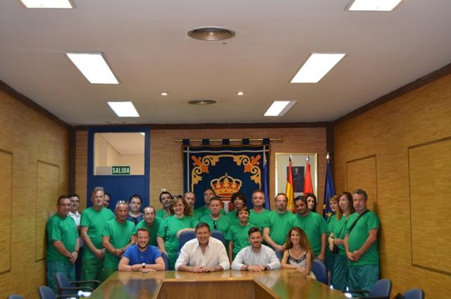 El Ayuntamiento de Humanes de Madrid contrata a 20 desempleados del programa Reactivación profesional de la Comunidad de Madrid.