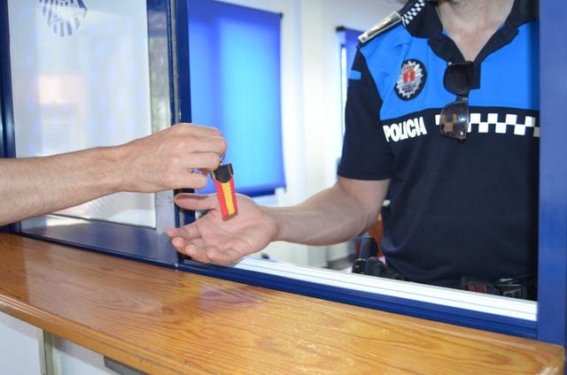 Campaña «Vacaciones seguras»: la Policía Local de Humanes custodia las llaves de tu negocio o de tu casa.