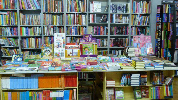 La Comunidad de Madrid concede ayudas para la modernización  e innovación de las librerías.